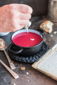 Rote Beete Suppe 1
